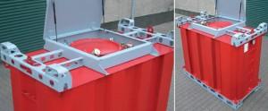 IBC Lagertank und Transporttank aus Stahl (4)