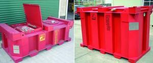 IBC Lagertank und Transporttank aus Stahl (8)